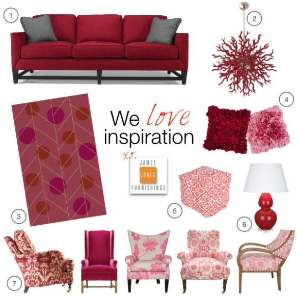 We LOVE inspiration - Valentine's Day Idea Board